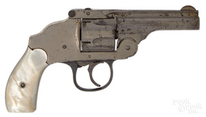 Harrington & Richardson break top revolver