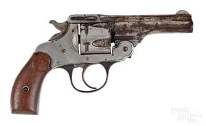 Hopkins & Allen Safety Police double revolver