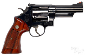 Smith & Wesson model 29-2 double action revolver