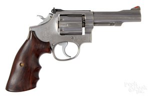 Smith & Wesson model 67-1 double action revolver