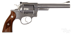 Sturm Ruger Security Six double action revolver