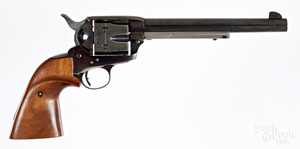 Great Western Arms Co. single action Army revolver