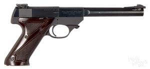 Hi-Standard Field King semi-automatic pistol