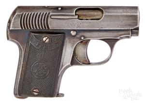 Errasti semi-automatic pistol