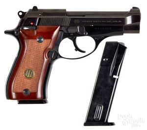 Beretta model 84BB semi-automatic pistol