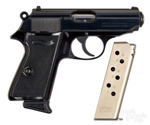 Interarms Walther model PPK/S semi-auto pistol