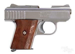 Raven Arms model P-25 semi-automatic pistol