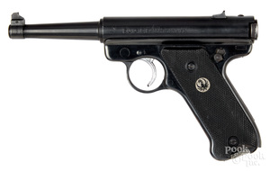 Sturm Ruger standard semi-automatic pistol