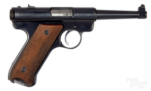 Sturm Ruger Standard Mark I semi-automatic pistol