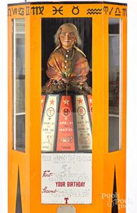 Peerless Grandma Fortune Teller horoscope machine