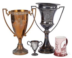 1915 Atlantic City trophies