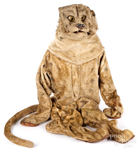 Full-size theatre - fun house mohair tiger costume