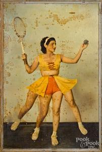 Myrtle Corbin The Four Legged Woman freak show