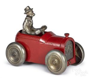 Arcade Andy Gump 348 car