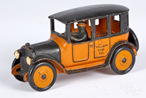 Hubley Yellow Cab Co. 558 cab