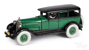 Hubley cast iron Packard Straight Eight sedan
