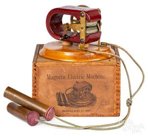 Magneto Electric Machine in original box w/ label
