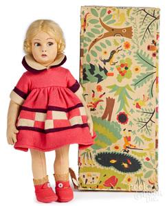 Lenci 450 felt doll