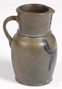 Virginia stoneware pitcher