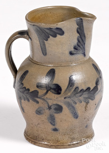 Pennsylvania stoneware pitcher