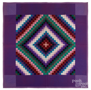 Lancaster County Pennsylvania Amish quilt