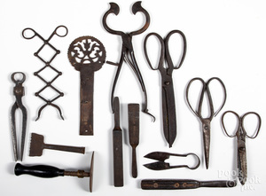 Iron tools