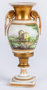 Tucker porcelain urn, ca. 1830