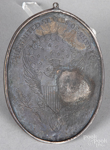 American silver medal