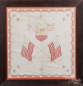 Protection Home Industries handkerchief.