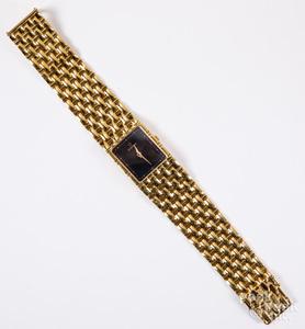 Eterna 14K gold wristwatch