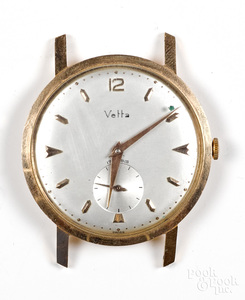 Vetta 18K gold wristwatch