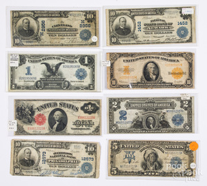 US large notes