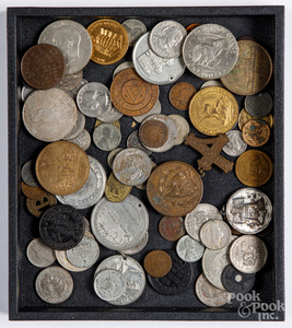 US coins, medals, tokens, etc.