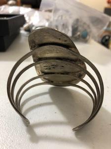 Six southwestern Indian bracelets