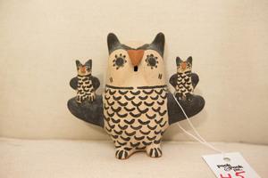 Hopi Indian pottery