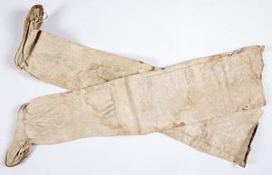 Pair of Inuit Indian leggings