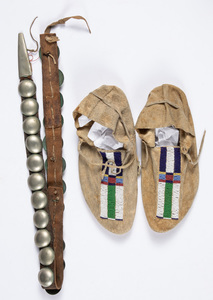 Two Native American Indian items