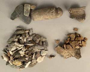 Lancaster County, PA Native American stones