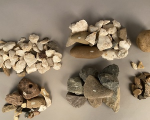 Maryland Native American Indian stones