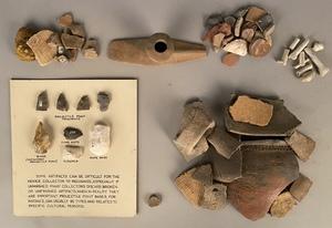 South Carolina Native American Indian stones