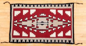 Navajo Indian rug, 53