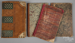 Group of Reading, Pennsylvania ephemera