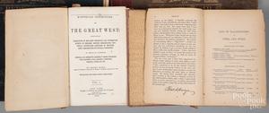 Two Pennsylvania atlases
