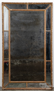 Venetian giltwood mirror, early 19th c.