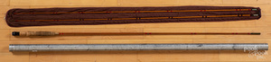 Uslan Inc. Spencer Rod split bamboo fly rod