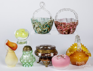 Group of glass