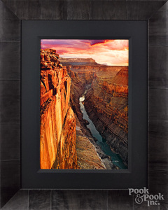 Peter Lik photograph of the Grand Canyon