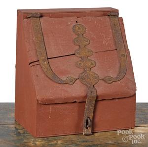 Conestoga wagon box, 18th/19th c.