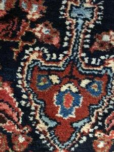 Karabaugh long rug, early 20th c.