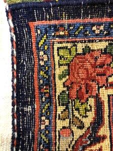 Semi antique Bidjar mat